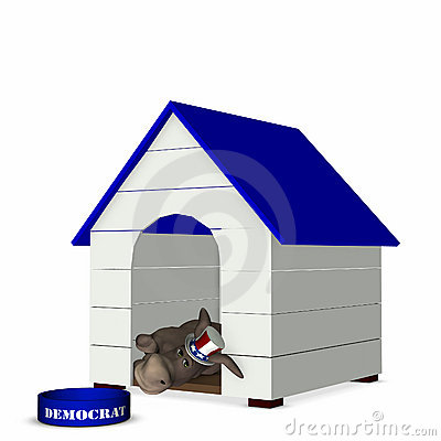Democrat - Doghouse 1