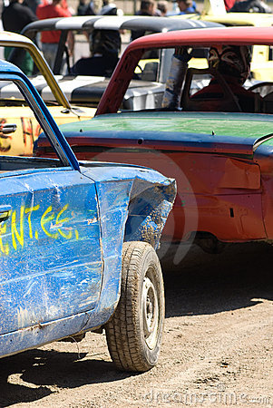 Demolition Derby Cars