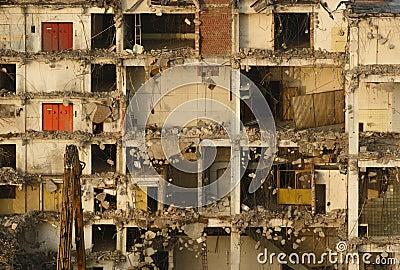 Demolition in detail