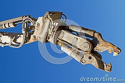 Demolition tool.