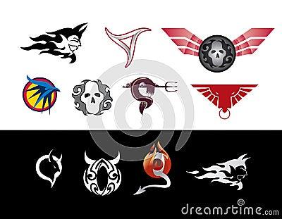 Demonic Symbols