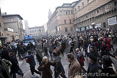 Demonstration Editorial Photo