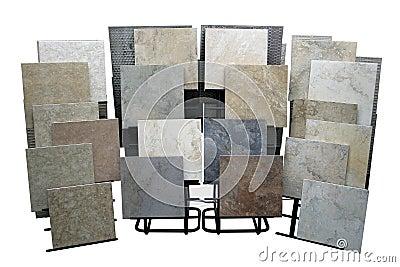 Demostración del azulejo