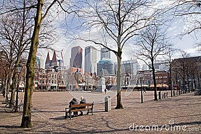 Den Haag, Netherlands Editorial Stock Image