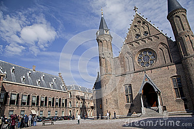 Den Haag, Netherlands Editorial Stock Image