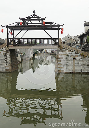 Suzhou trädgårdar