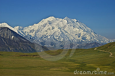 Denali Mt McKinley Mountain