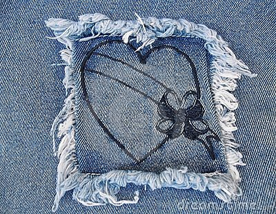 Denim Heart 2