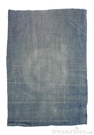 Denim jeans canvas