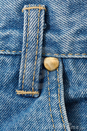 Denim Jeans Detail