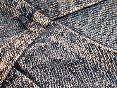 Denim Jeans Fabric Texture