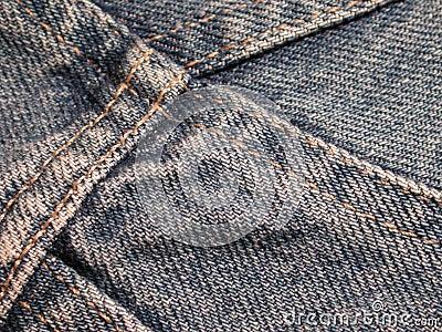 Denim Jeans Fabric Texture