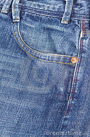 Free Denim Jeans Pocket Stock Photo - 17722310