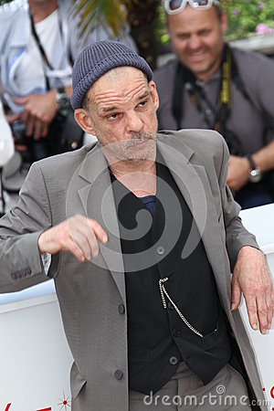 Denis Lavant Editorial Stock Photo