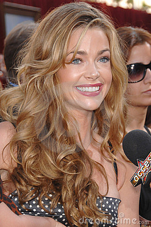 Denise Richards Editorial Photo