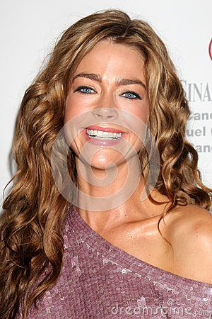 Denise Richards Editorial Image