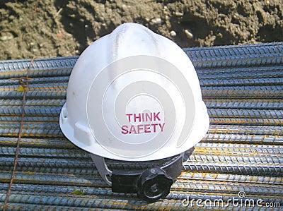 Denk altijd Veiligheid
