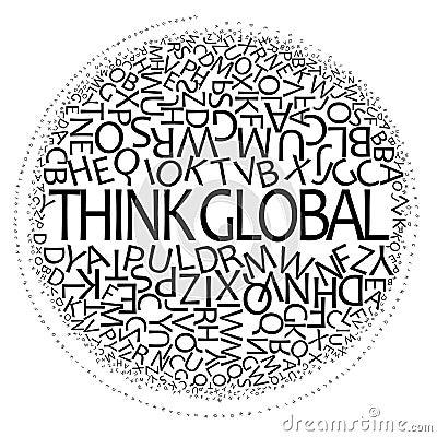 Denk globaal ontwerp