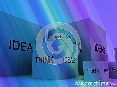 Denken Sie an Ideen 11