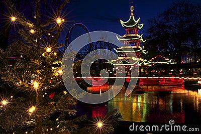 Denmark: Christmas in Tivoli