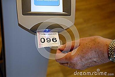 DENMARK_DANMARK_NORDIK BANK Editorial Stock Photo