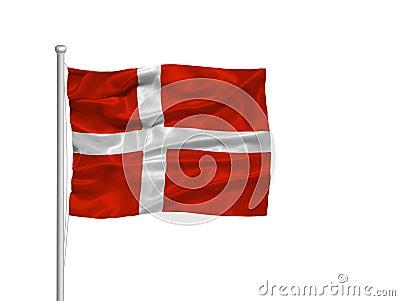Denmark Flag 2