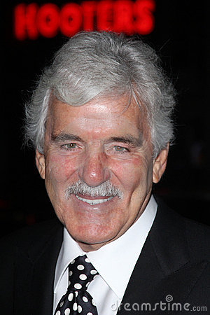 Dennis Farina Editorial Stock Photo