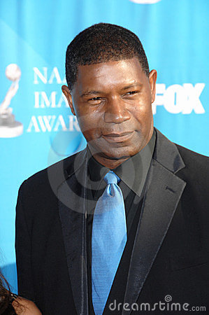 Dennis Haysbert Editorial Photo