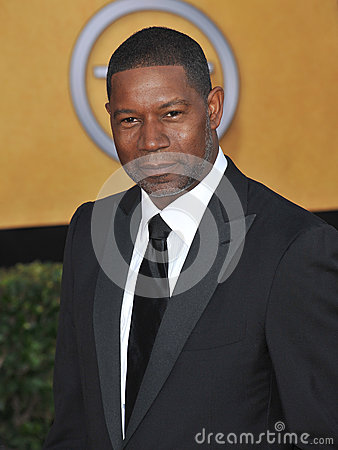 Dennis Haysbert Editorial Stock Photo
