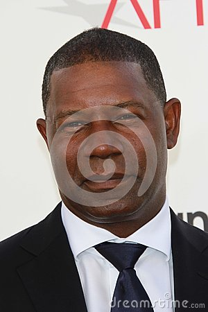 Dennis Haysbert at the AFI Life Achievement Award Honoring Shirley MacLaine, Sony Pictures Studios, Culver City, CA 06-07-12 Editorial Photography