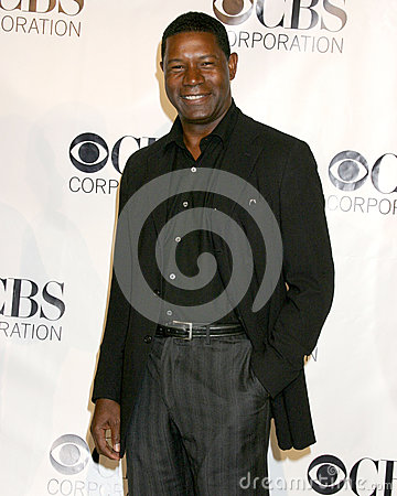 Dennis Haysbert Editorial Stock Image