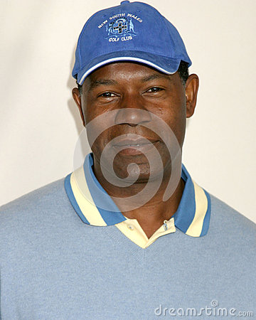 Dennis Haysbert Editorial Image