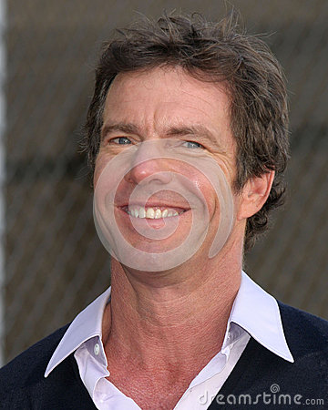 Dennis Quaid Editorial Stock Photo