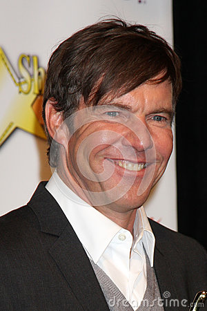Dennis Quaid Editorial Stock Image