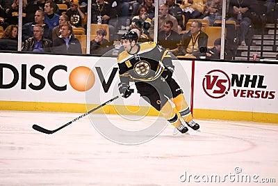 Dennis Seidenberg Boston Bruins Editorial Stock Photo