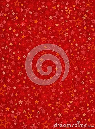 Dense Star Background