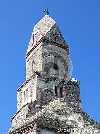 Densus Church - Romania