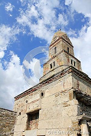 Densus Stone Church 1 - Romania