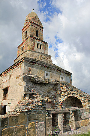 Densus Stone Church 2 - Romania