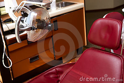 Dental Chair Dentist Insurance Stock Image - Image: 5059271
