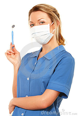 Dental nurse