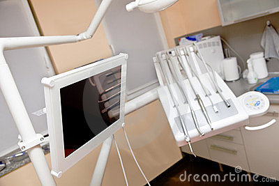 Dental office, equipment