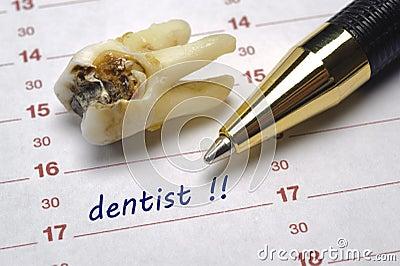Dentist date