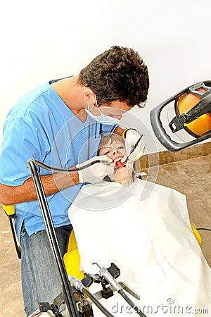 Dentist procedure
