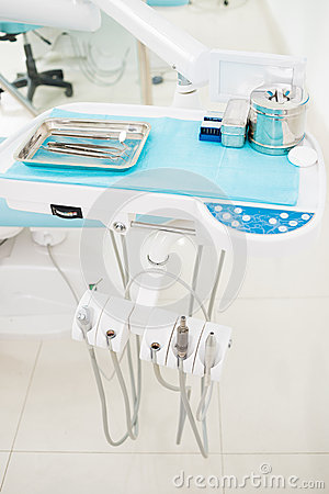 Dentist s equipment