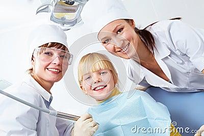 In dentist s office