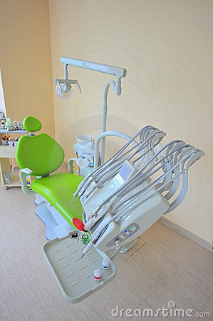 Dentists office - Dental care tools