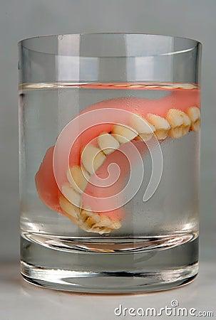 Denture limb