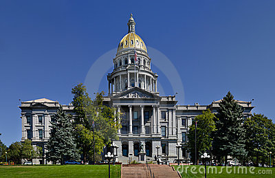 Denver Colorado Capitol