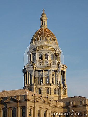 Denver State Capital